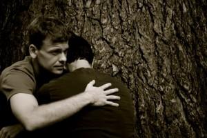 Scott Raker (Tim Riordan) and Peter Sabri (Luke DeLuca), photo credit: Antonio Minino
