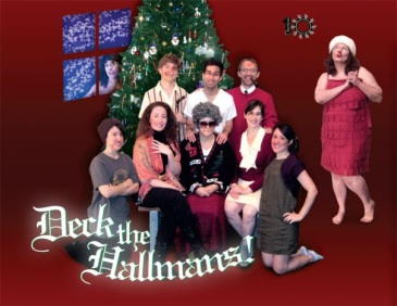 Deck The Hallmans!