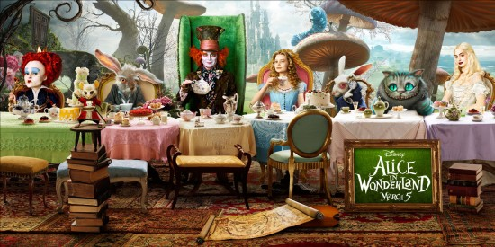 Banners de cabecera Alice-in-wonderland-character-banner