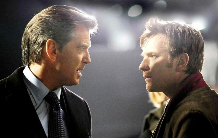 Brosnan and McGregor