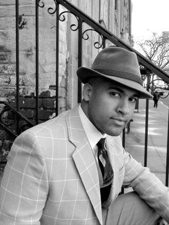 Langston In Harlem - photo by Melinda Hall