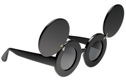 Jeremy Scott Mickey Mouse Glasses