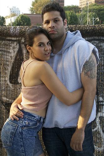 Rose and Carlos