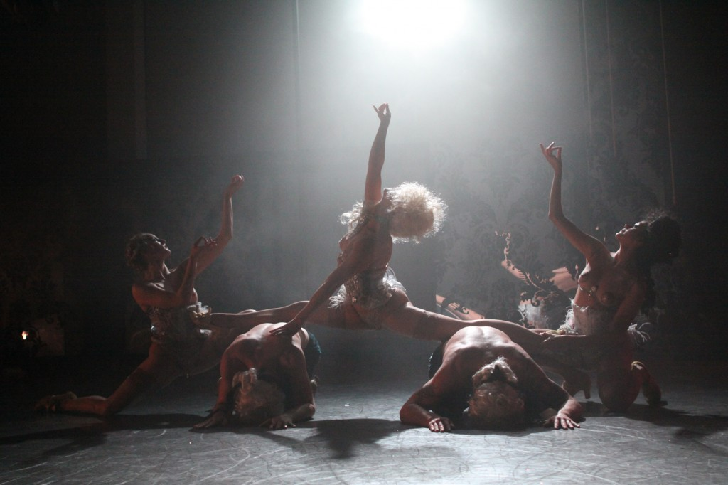 Company XIV (photo by Steven Schreiber)