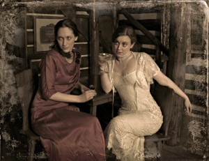 I Shall Forget You Presently - Jennifer Gill & Amy Overman Photo by Theresa Unfried
