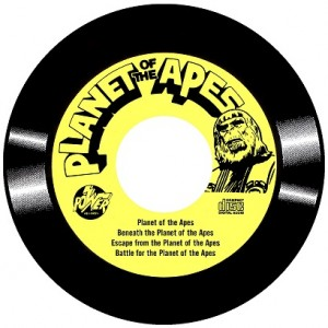 Planet of the Apes record
