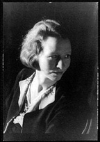 Edna St. Vincent Millay [photo: Carl Van Vechten Archive at the Smithsonian]