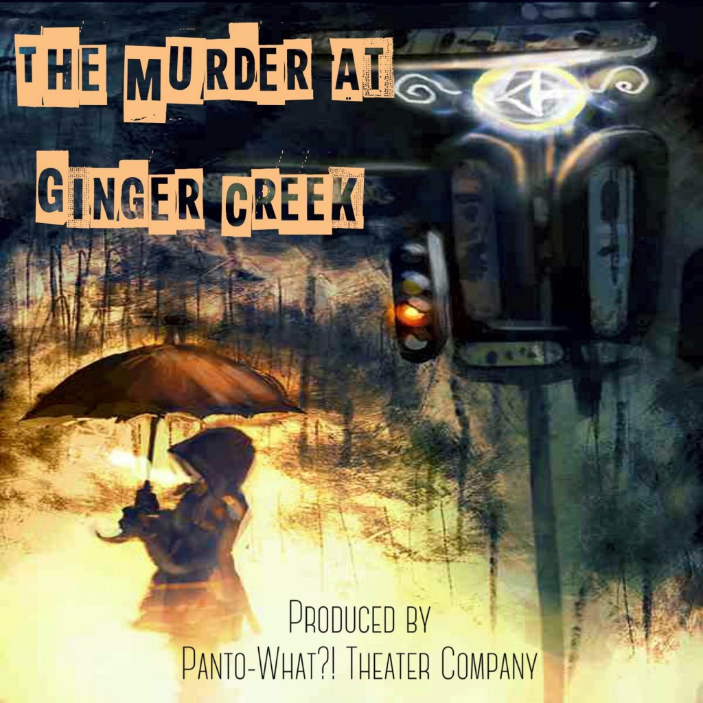 Murder At Ginger Creek Graphic